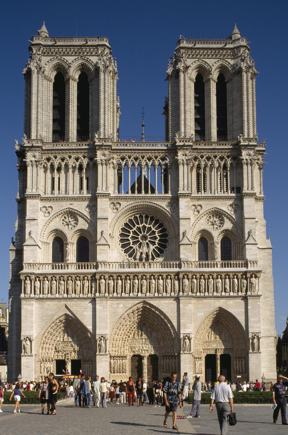 O Catedral Notre Dame - Paris