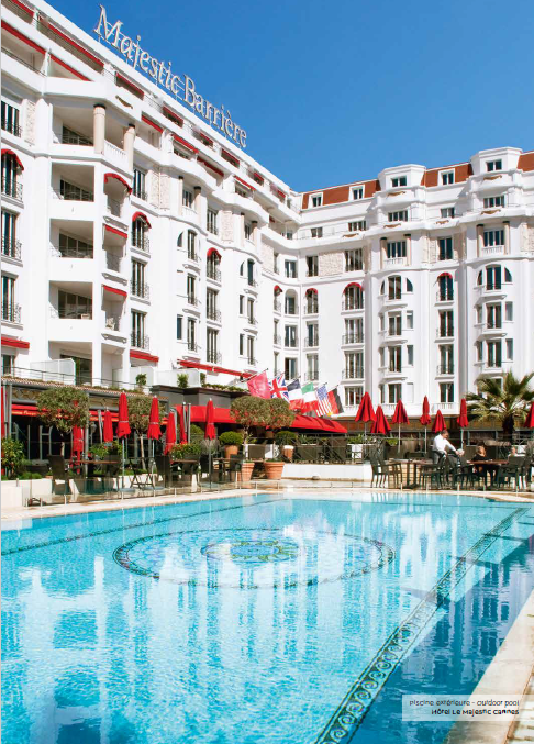 Hotel barri re le majestic cannes for Hotels barriere