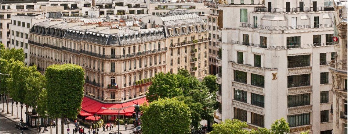 Reabertura do Hotel Le Fouquet´s Barrière Paris