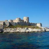 Visite o Chateau d´If na região da Provence, sul da França