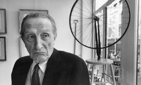 Eventos:  2018, ano Marcel Duchamp