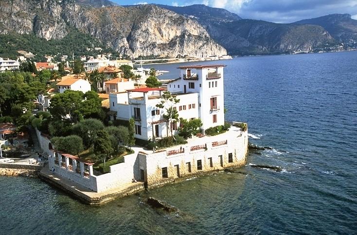 Visite a Villa Kérylos